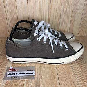 Converse Chuck Taylor All Star Brown Low Top Shoes